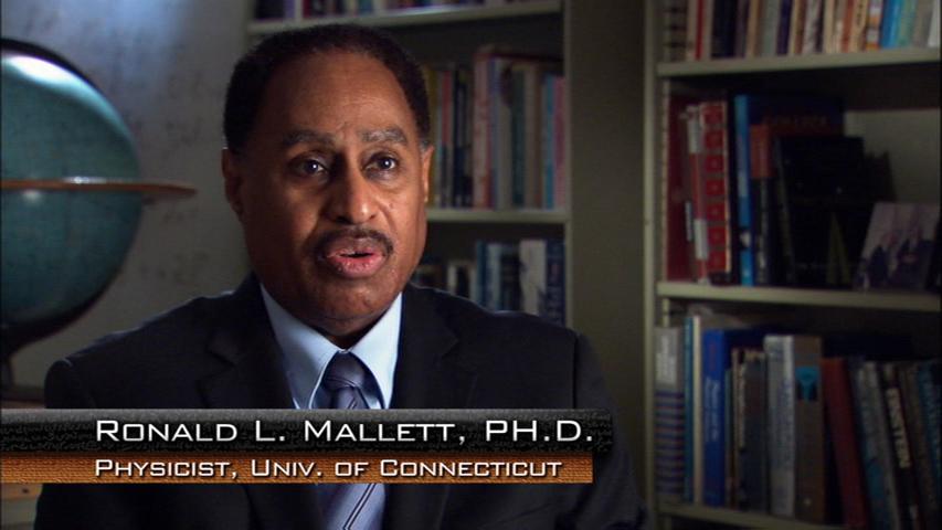 Ronald L. Mallett, Ph.D. | ancientalienpedia