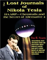2 - The Lost Journals of Nikola Tesla
