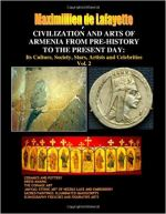 Civilization and Arts of Armenia from Pre-History to the Present Day - Its Culture, Society, Stars, Artists and Celebrities.Vol. 2.jpg